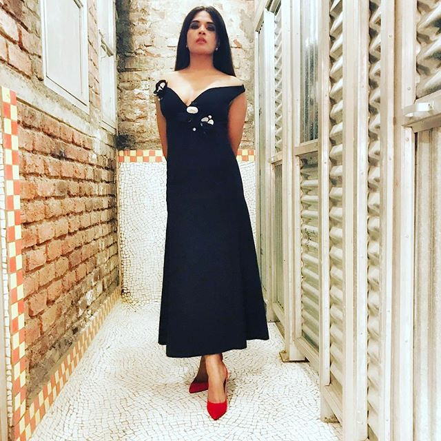 Actress richa chadda's latest photo