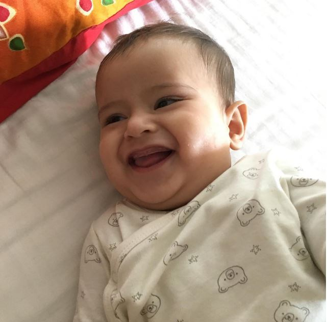 shweta tiwaris son reyansh's latest pics