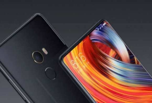 xiaomi mi mix 2 with 5 99 inch bezel less display launched