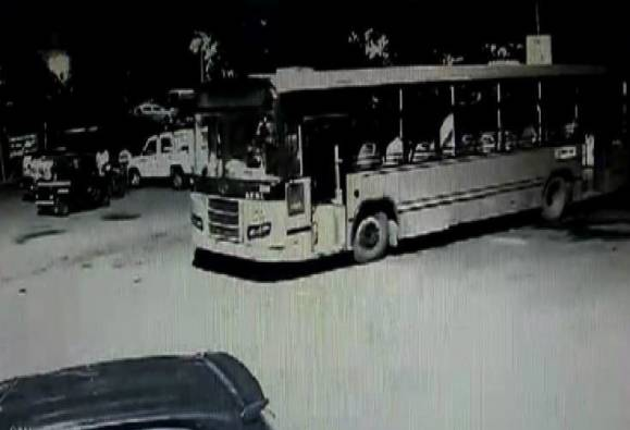 Bus ran in the absence of driver Pimpri incident latest update