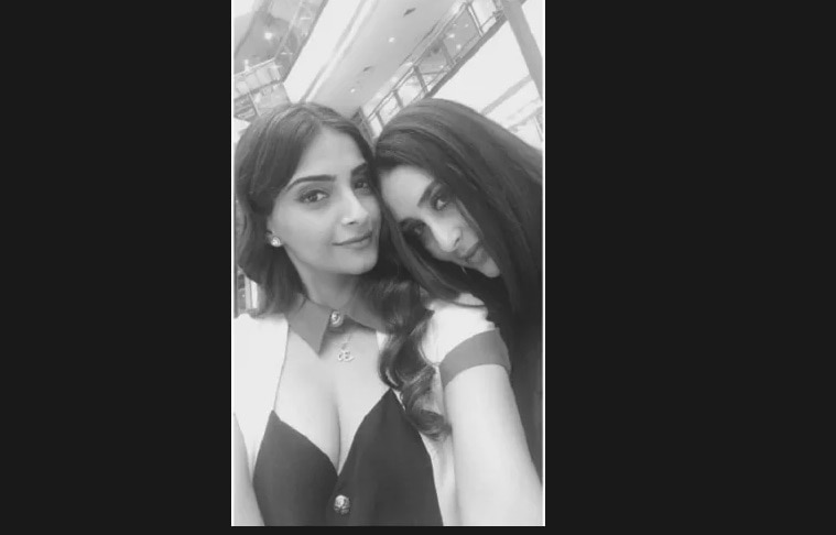 Sonam Kapoor Shares Adorable Selfie
