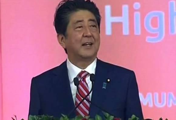 PM Shinzo Abe says 'Jai Japan- Jai India' at Bullet Train project inauguration latest update