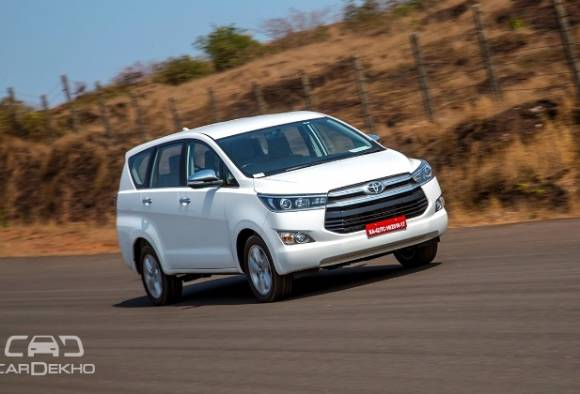 toyota innova crysta fortuner prices hiked latest update
