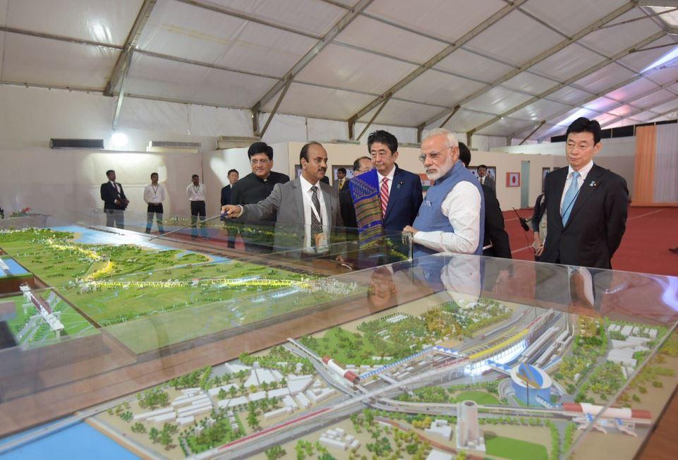 indias first bullet train plan