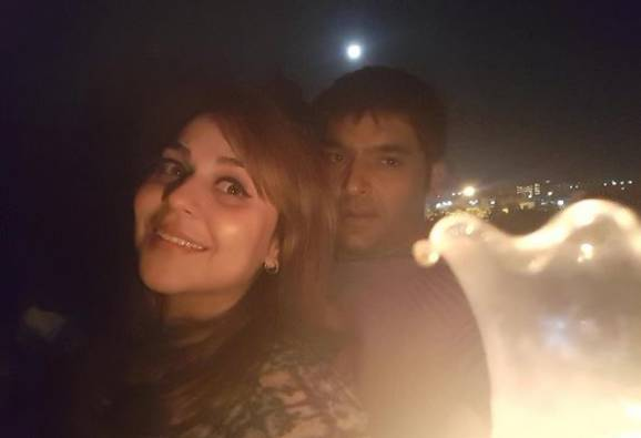 Kapil Sharma breaks up with girlfriend Ginni?
