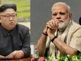 जगासाठी डोकेदुखी ठरलेल्या उत्तर कोरियाचं भारत कनेक्शन!