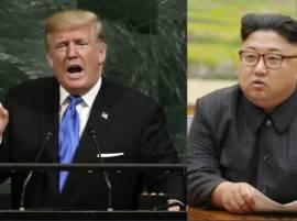 ... तर उत्तर कोरियाला पूर्णपणे उद्ध्वस्त करु, ट्रम्प यांचा थेट इशारा