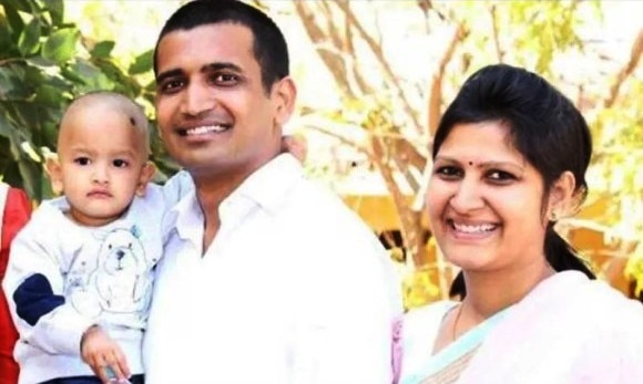 Kapil Shukla complained to human rights commission against Jain couple to abdicate the property latest update