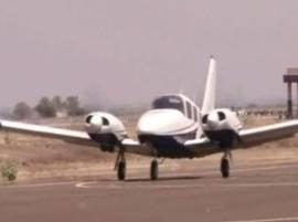 साईनगरी 40 मिनिटांवर, मुंबई-शिर्डी विमानाची यशस्वी चाचणी