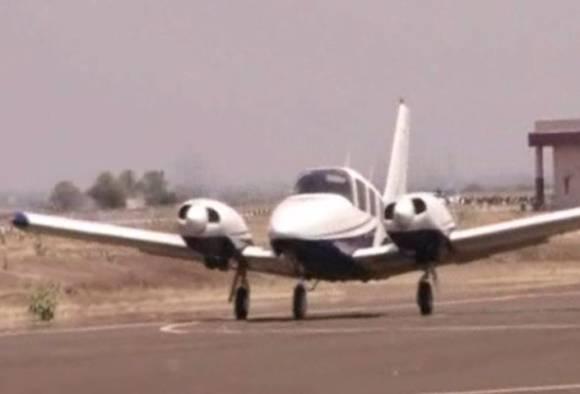 नांदेड-मुंबई काही मिनिटांवर, पहिलं विमान झेपावणार