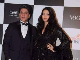 अवॉर्ड सोहळ्यात शाहरुख आणि ऐश्वर्या साथ-साथ!