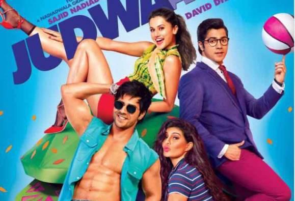 Varun Dhawan's Judwaa 2 rules box office, day 3 collection