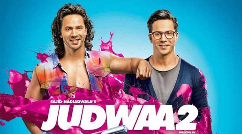 judwaa 2 4th day box office collection