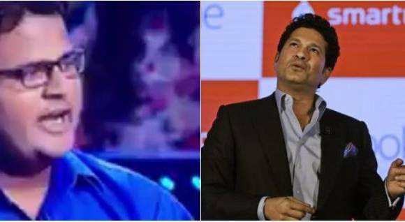 sachin give promise to meet his fan rajudas rathore who participated in KBC
