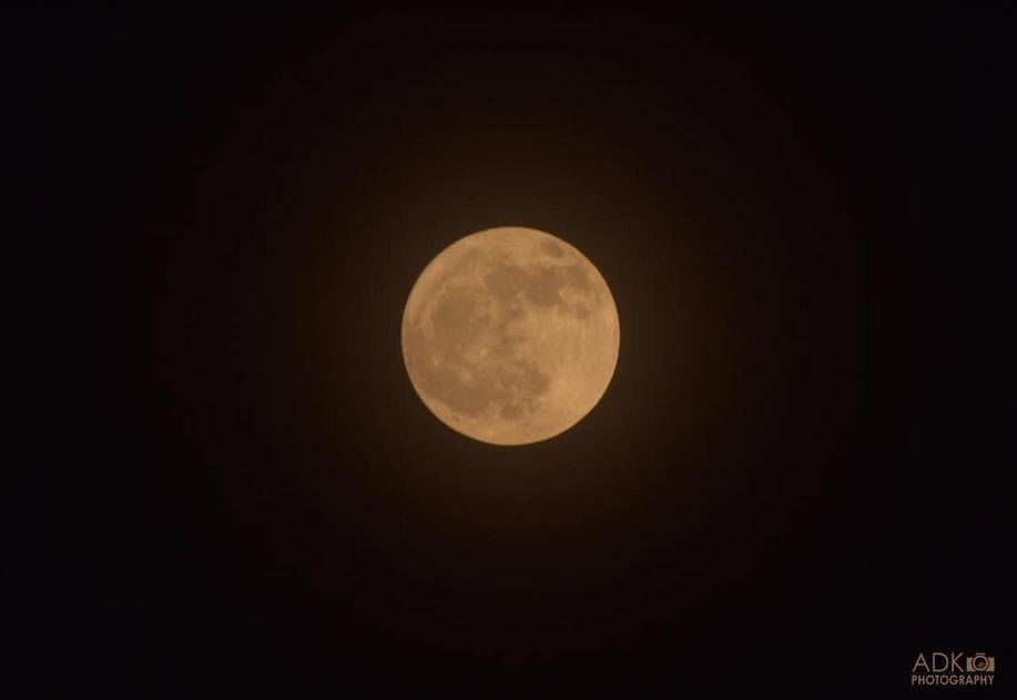 Kojagiri Purnima's Moon