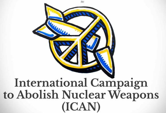 Nobel Peace Prize awarded to ICAN latest updates