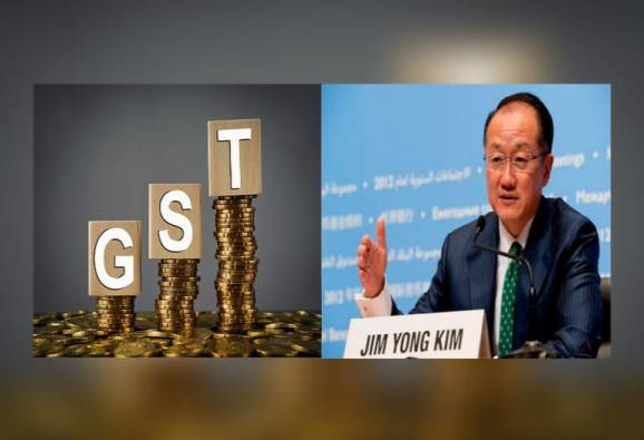 gst will bring acche din for indian economy said world bank