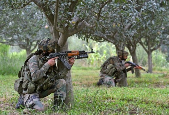 two terrorists killed by army in Jammu Kashmir latest update