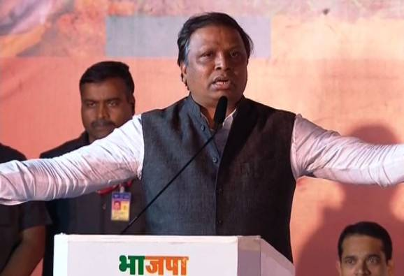 Ashish Shelar criticizes Shivsena after victory in by election latest update