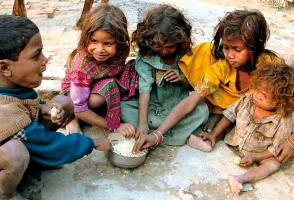 India in 100 position in global hunger report ranking