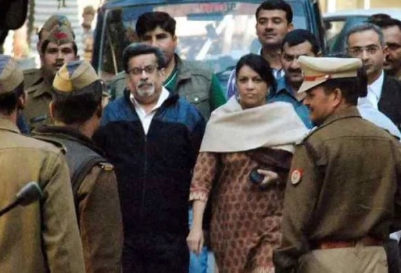 aarushi murder case rajesh nupur talwar can walk out after release order reaches the jail