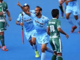 आशिया चषक हॉकीत भारताचा सलग तिसरा विजय, पाकिस्तानचा 3-1 ने धुव्वा