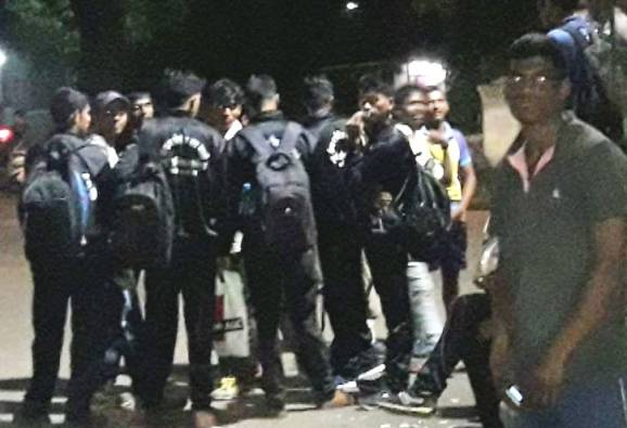 Nashik : Rumors of fake army recruitment, youths gathered near Devlali camp