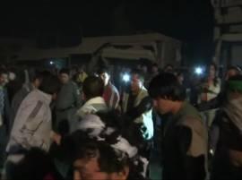 काबुलमध्ये मिलिट्री युनिव्हर्सिटीच्या गेटवर आत्मघातकी हल्ला