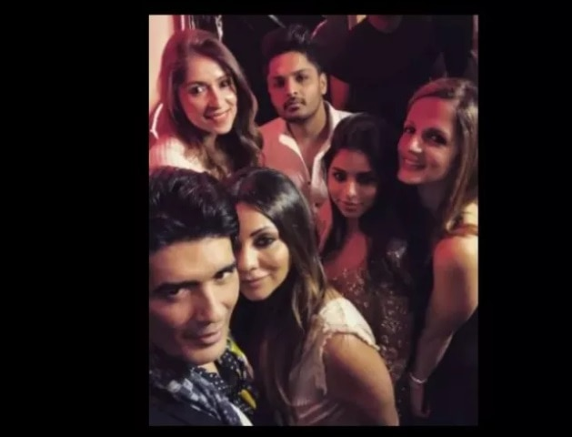 gauri khans party for bollywood celebrity