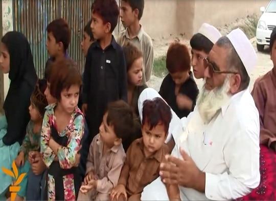 Pakistani man Gulzaar Khan with 37 kids latest update