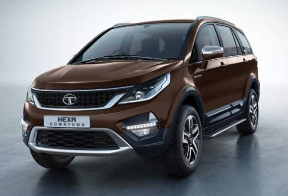 Tata hexa downtown launched at rs 12.18 lakh latest update
