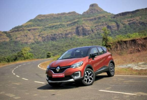 renault captur suv car launched at rs 9.99 lakh