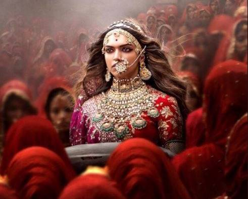 Padmavati's new poster out, Deepika Padukon will surely take your breath away