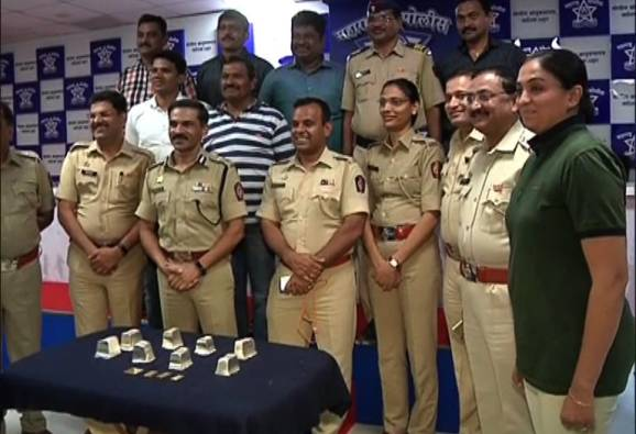 Police arrested thief in 12 hrs in Nashik latest updates