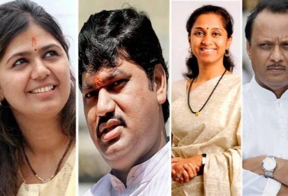 Pankaja Munde talks on Ajit Pawar and Supriya Sule latest updates