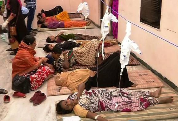 thousand of peoples infected with Gastro in Aurangabad