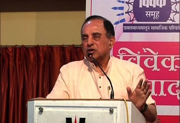 BJP leader Subrmanyam Swamis controversial statement on minority communities
