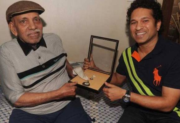 Honor Sachin Tendulkar's Guru Ramakant Acharekar by Bharatratna, Says Vinod Kambli latest update