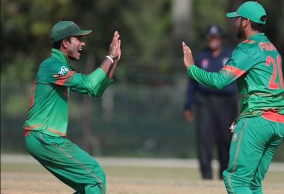 Bangladesh beat india by 8 wicket in under 19 asia cup latest update