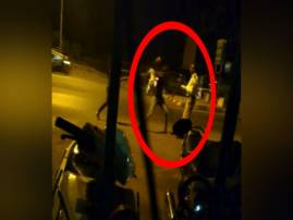 VIDEO : नवी मुंबईत तरुणाची पोलिसाला मारहाण, व्हिडीओ व्हायरल