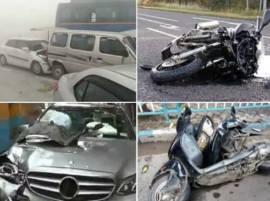 कार की दुचाकी? कोणत्या अपघातात जास्त मृत्यू होतात?