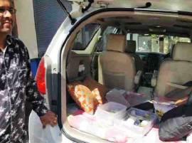 नाशकात कारमध्येच गर्भलिंग निदान चाचणी केंद्र!