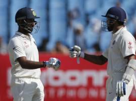 मुरली विजयचं खणखणीत शतक, टीम इंडिया मजबूत स्थितीत