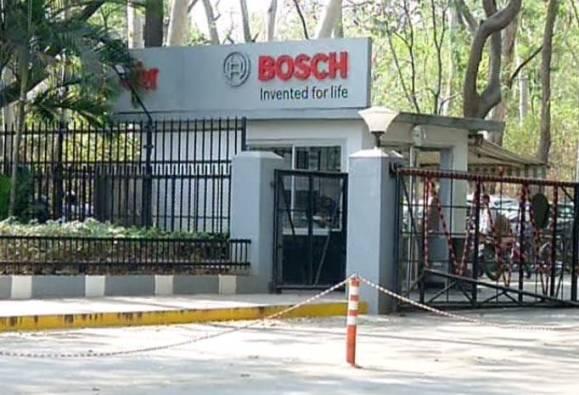 'बॉश'च्या नाशिकमधील कंपनीला 10 कोंटींचा गंडा