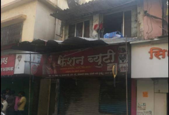 नवी मुंबईत दुकानाला आग, मायलेकीचा गुदमरुन मृत्यू