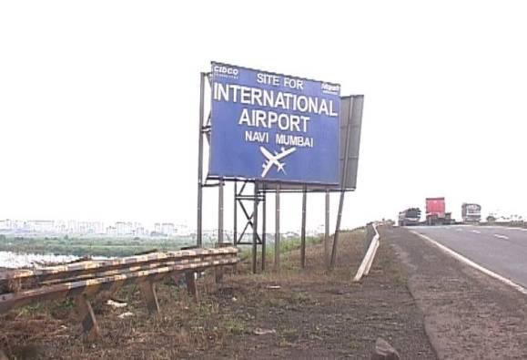 नवी मुंबई विमानतळाच्या भूमीपूजनावर शिवसेनेचा बहिष्कार