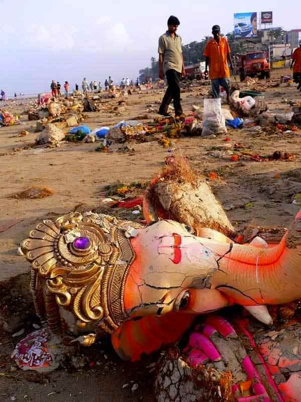 pollution during festivals Environmental impact assessment due to festivals 166 praveen shivhare analysis the trend and status of pollutants generated during festivals as per data.
