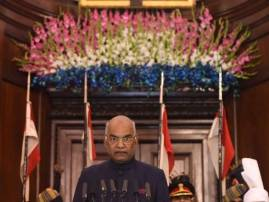 ਤਸਵੀਰਾਂ ਵਿੱਚ ਵੇਖੋ ਭਾਰਤ ਦੇ 14ਵੇਂ ਰਾਸ਼ਟਰਪਤੀ ਦਾ ਸਹੁੰ ਚੁੱਕ ਸਮਾਗਮ