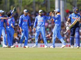 IND vs SL: ਭਾਰਤ ਨੇ ਸ਼੍ਰੀਲੰਕਾ ਨੂੰ 216 'ਤੇ ਹੀ ਠੱਲ੍ਹਿਆ