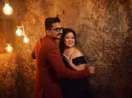 ਭਾਰਤੀ ਸਿੰਘ ਦਾ ਰੋਮਾਂਟਿਕ Wedding Photoshoot